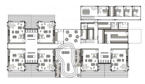 Example Planning Modular Kindergarten